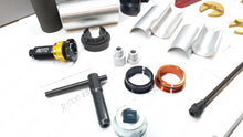 Load image into Gallery viewer, Marzocchi Mountainbike workshop tools assortment cases bundles