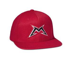 Marzocchi Flexfit cap red one Size