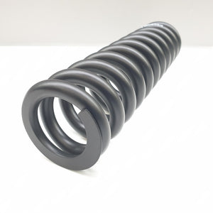 "REAR STEEL SPRING 450LBS/IN 3,50""-89MM BLK"
