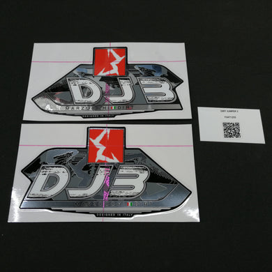 STICKER KIT MY13 DJ3 BLKF