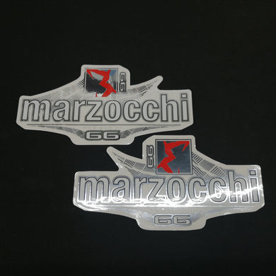 STICKER KIT MY12 66 CR WHT MRZ #