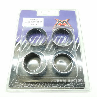 BUSHING KIT 35MM - (2 UPPER - 2 LOWER)