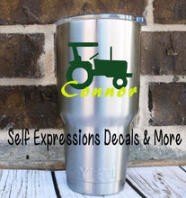 Load image into Gallery viewer, Captions Wheel Cup Decal - Self Expressions Decals & More
