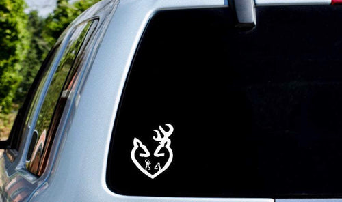 Deer Family Decal - Self Expressions Decals & More