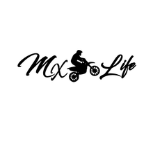 Load image into Gallery viewer, MX Life Decal