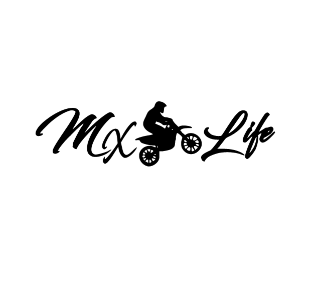 MX Life Decal