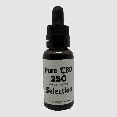 250MG CBD Full Spectrum PCS