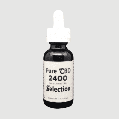 2400MG CBD Full Spectrum PCS
