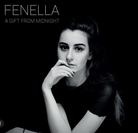 Fenella - A Gift From Midnight - Red Vinyl 45rpm