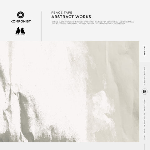 Peace Tape - Abstract Works