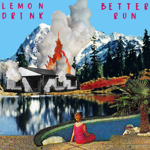 Lemon Drink - Better Run - CD