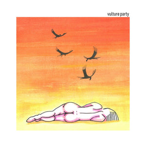 Vulture Party - Vulture Party - LP