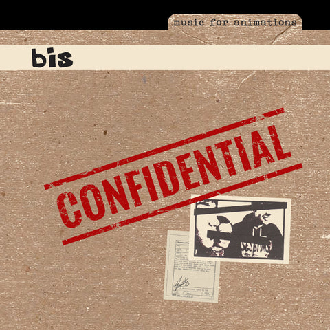 bis - Music For Animations - Highly Classified  Coloured Vinyl LP & DL