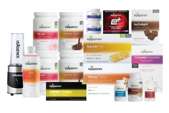 Isagenix Cleanse Kit - Ultimate Pack Get Summer Ready Now