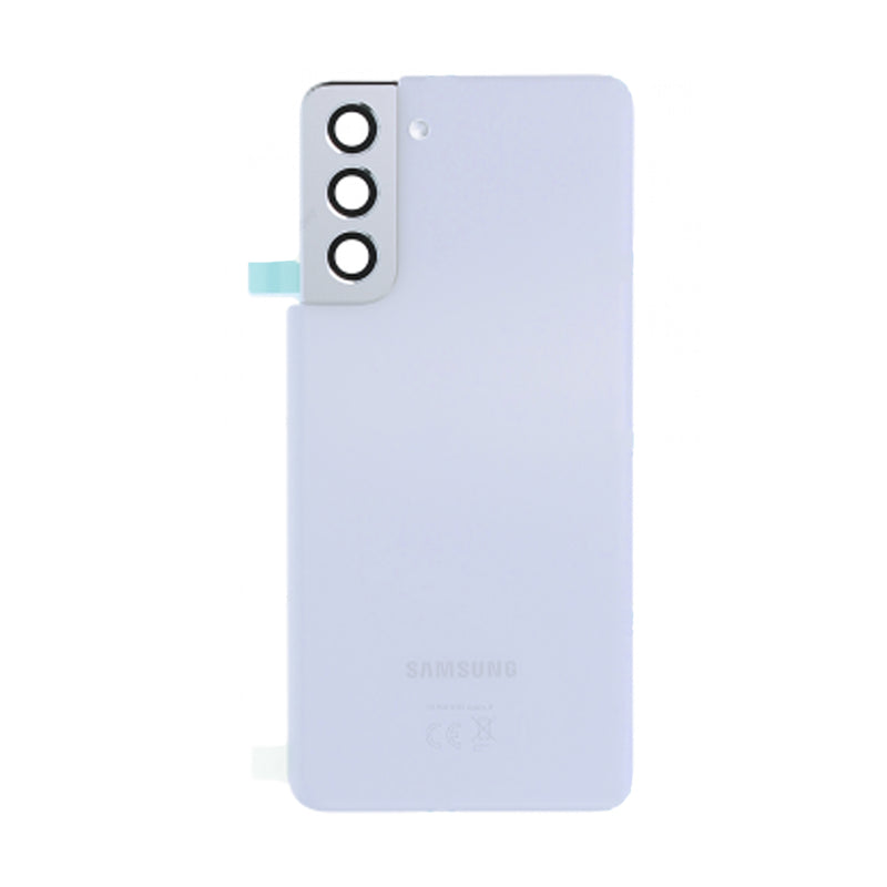 SAMSUNG GALAXY S21 5G BATTERY COVER, PHANTOM WHITE