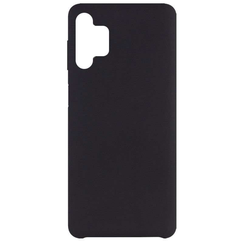 Silicon Case Black For Samsung Galaxy A32 5G