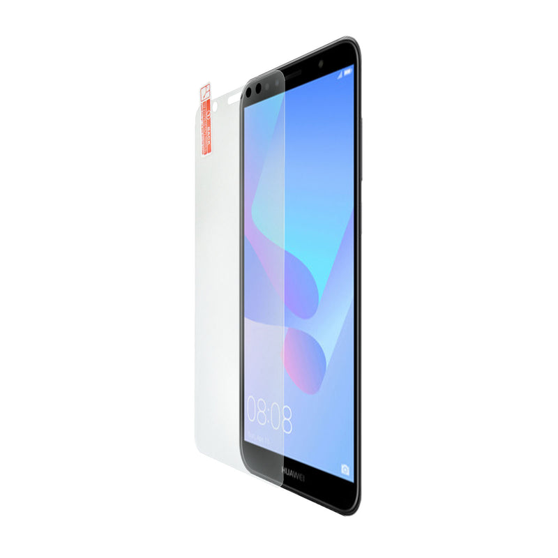 Tempered Glass Screen Protector  For Huawei Y6 2018  Transparent without packing