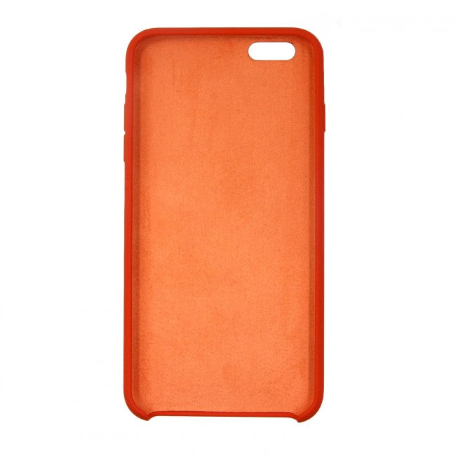 Silicone Case For iPhone 6 Plus/6S Plus Orange
