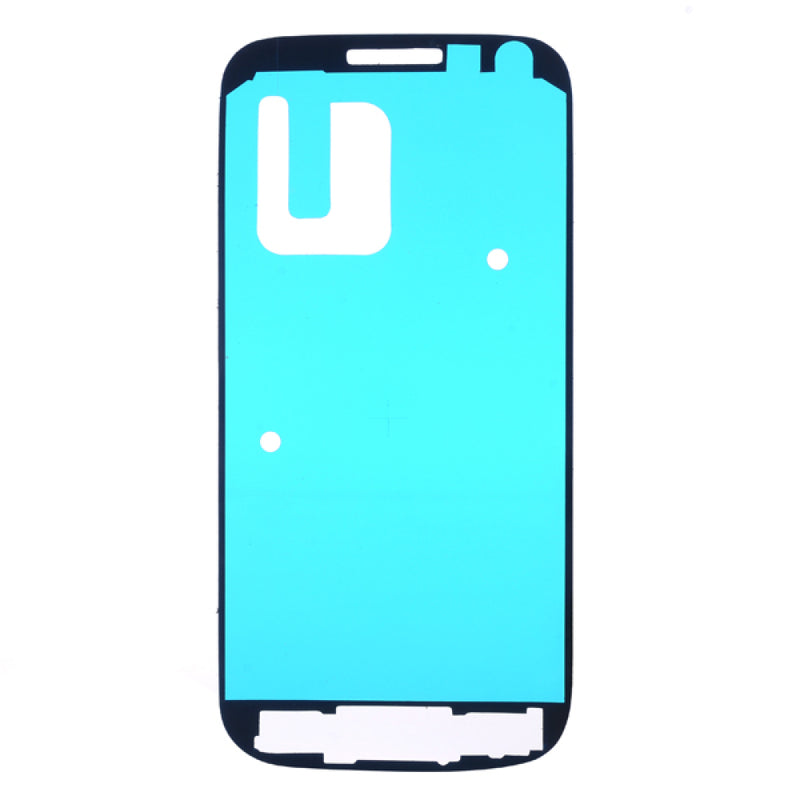 Samsung GT-i9195 Galaxy S4 Mini Front Frame With Adhesive Black
