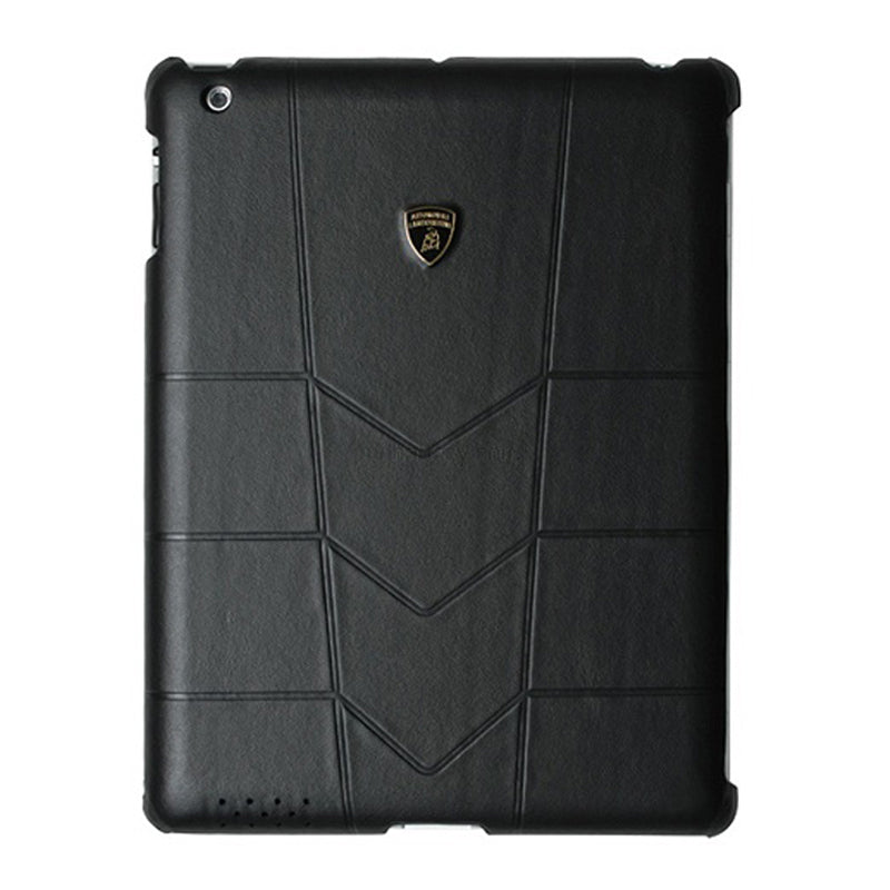 Lamborghini Fitted Case For iPad 2/3 Black