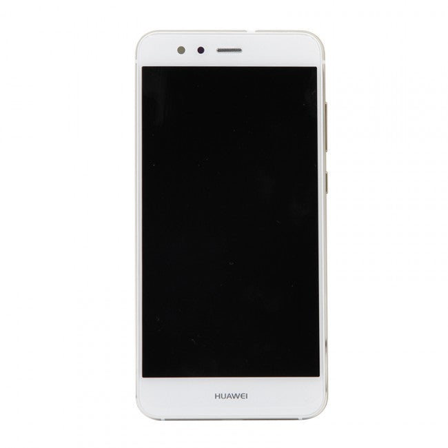 100% Original Huawei P10 Lite Display module frontcover + LCD + Digitizer + Battery white
