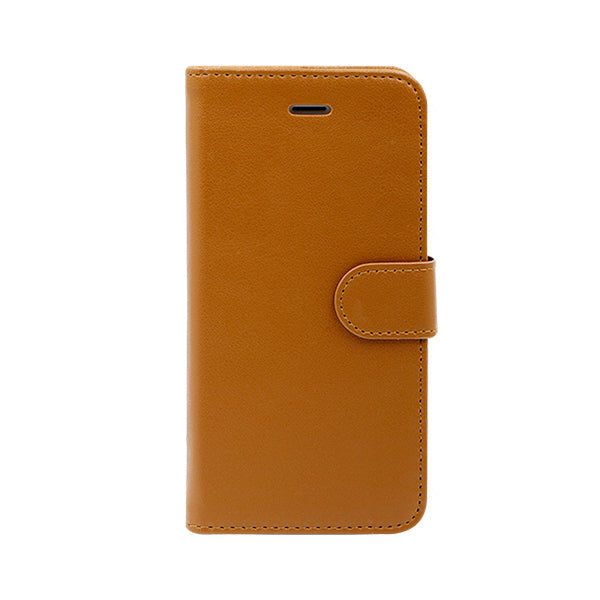 G-SP Flip Stand Leather Case For iPhone 7 plus/8 plus Brown