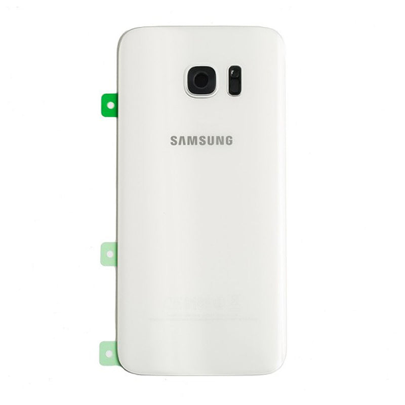 Samsung Galaxy SM-G935F S7 Edge Back Cover Original OEM White