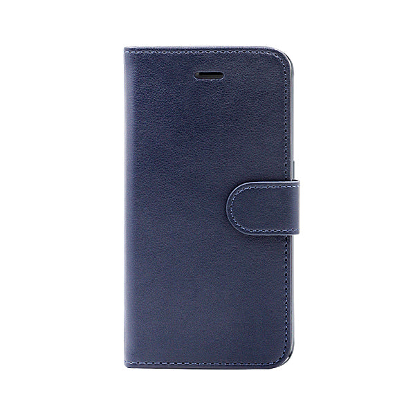 G-SP Flip Stand Leather Case For Samsung S7 Blue