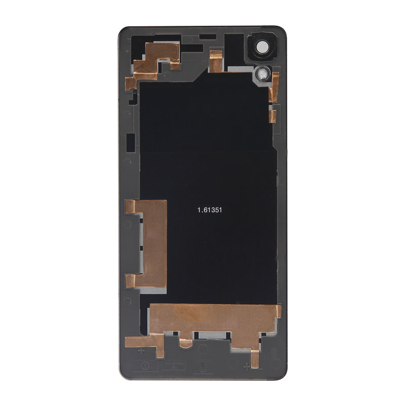 Sony Xperia X Performance Back Cover Black