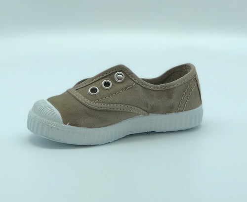 Cienta Sneaker Faded Brown