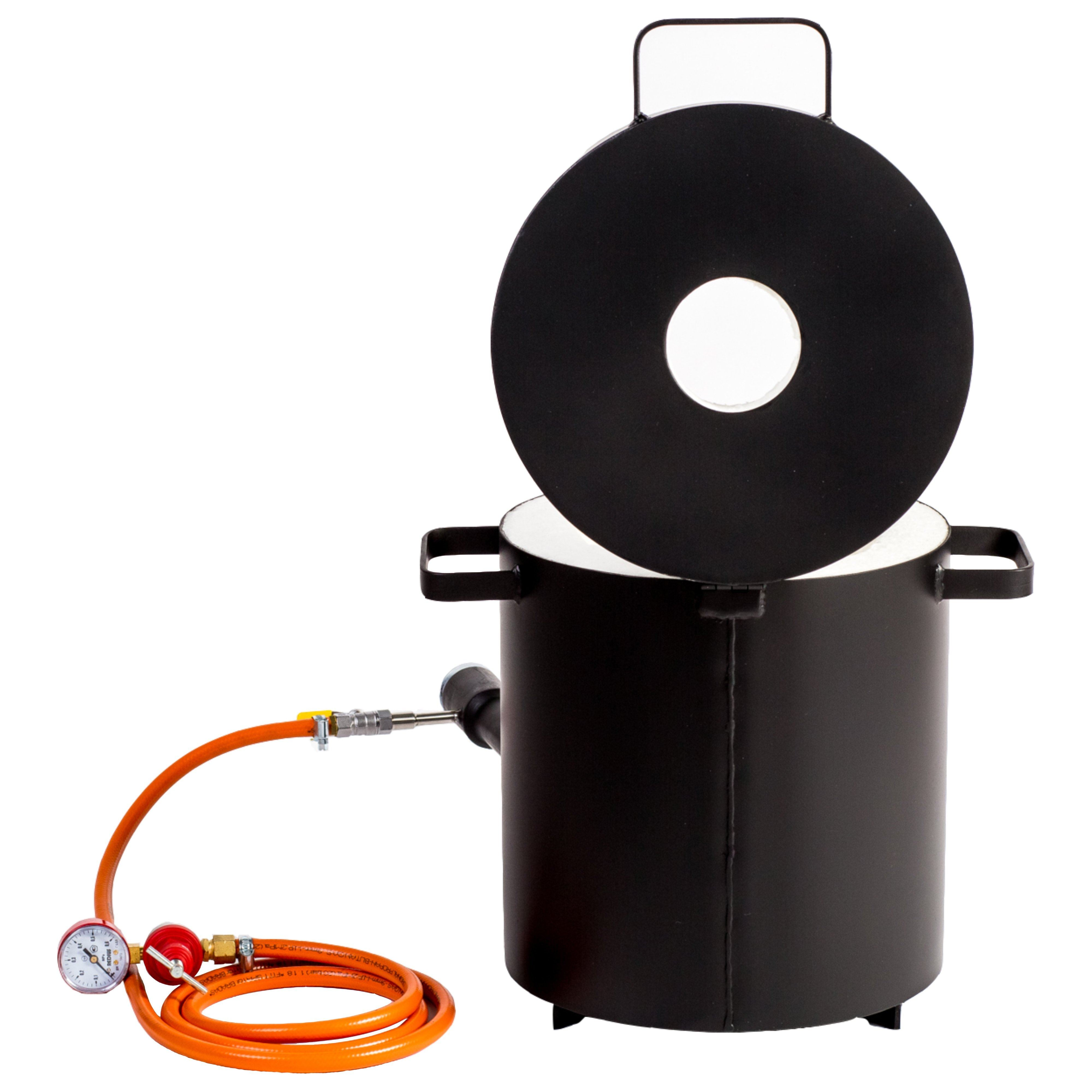 Draagbare Gas Smeltoven | 10 kg | 1 brander