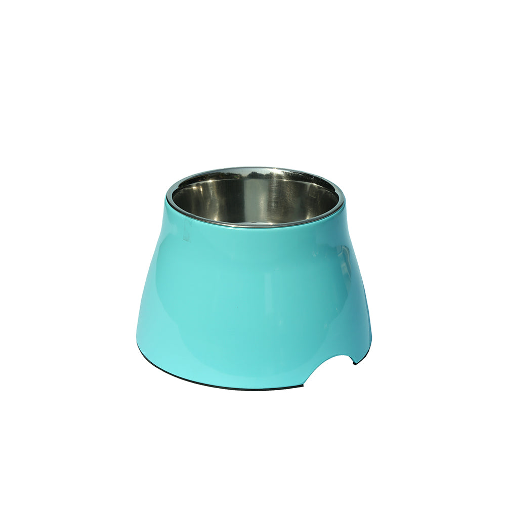 Elevated Bowl-Blue- 400 ml