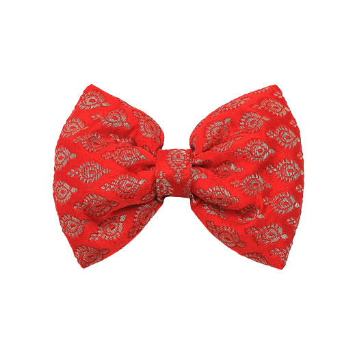 Festive Bow - Red
