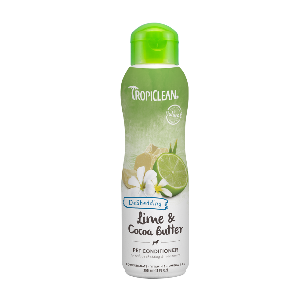 Lime & Cocoa Butter Pet Conditioner
