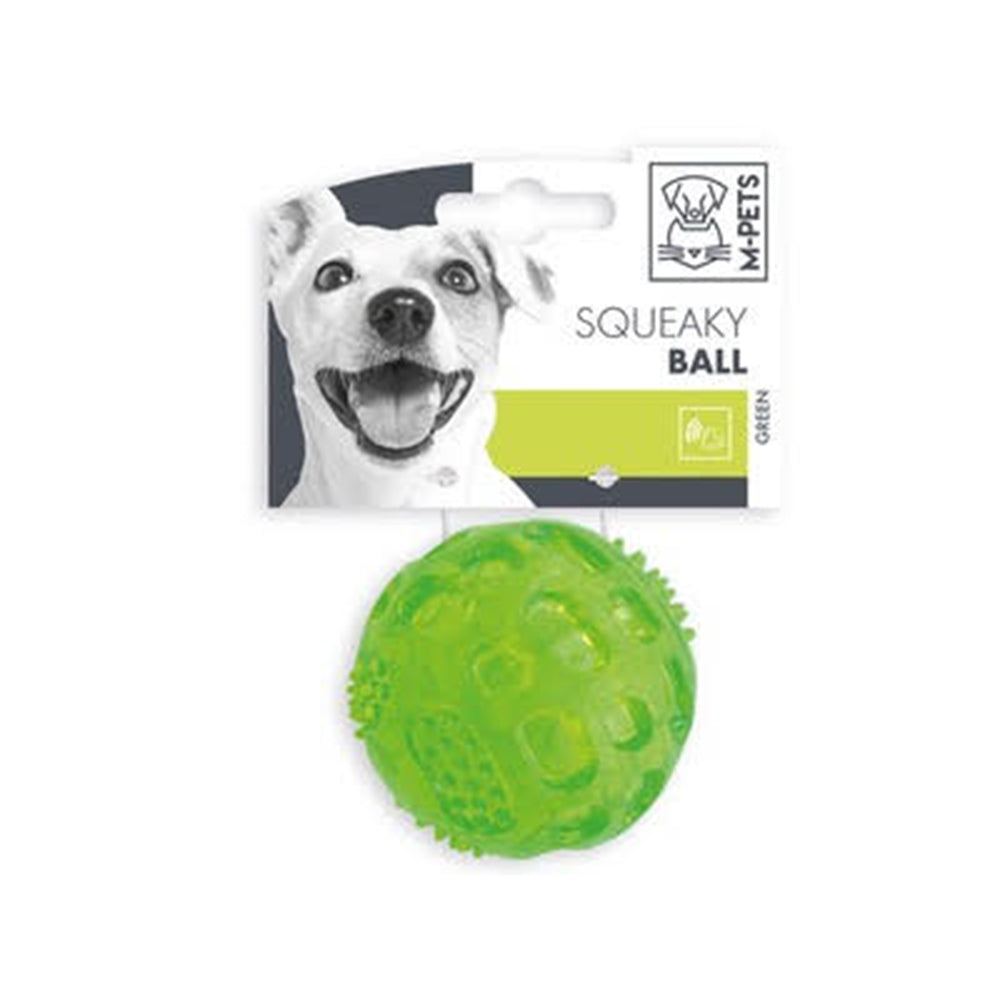 Squeaky Ball Green