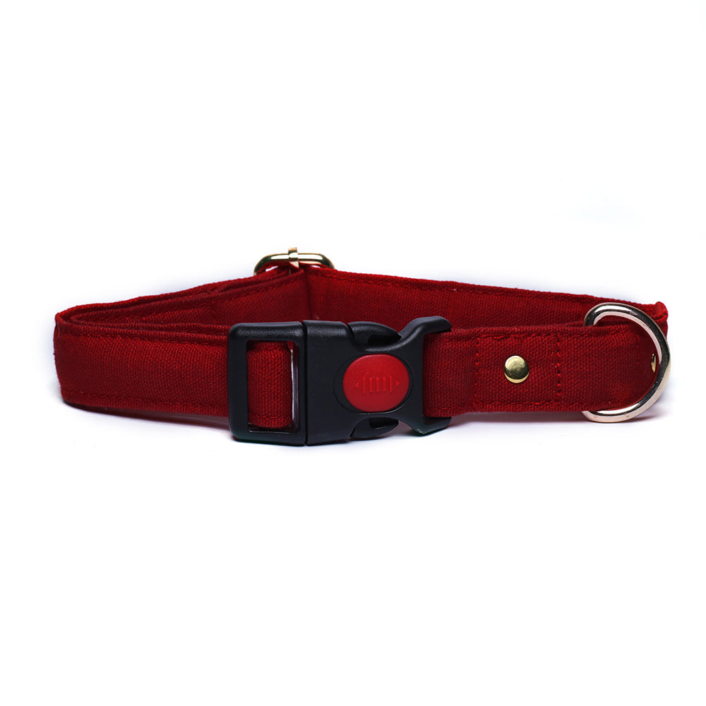 Strawberry Collar (Water Resistant)