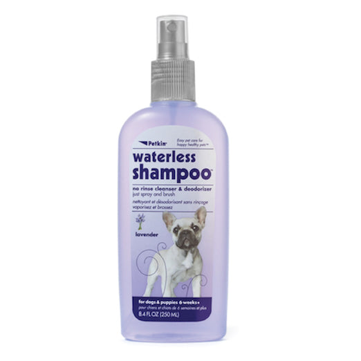 Waterless Spa Shampoo - Lavender