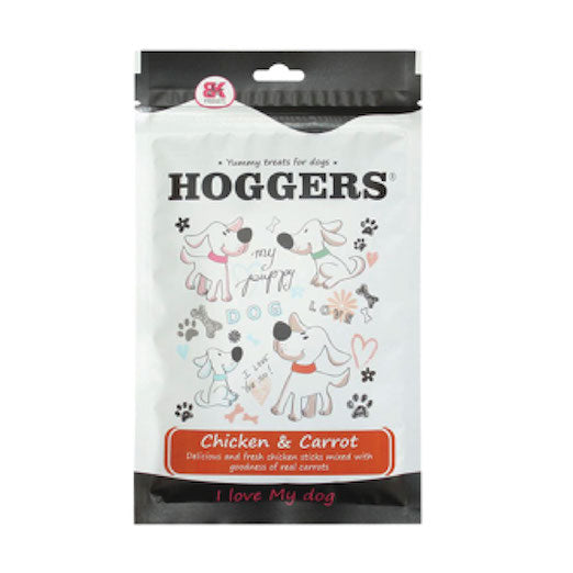 Hoggers Carrot and Chicken Dog Treats