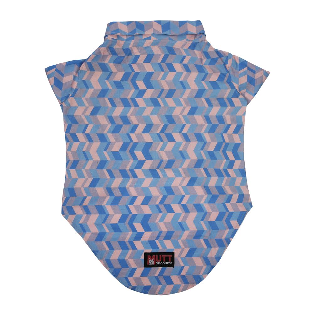 Geometrical Light Shirt