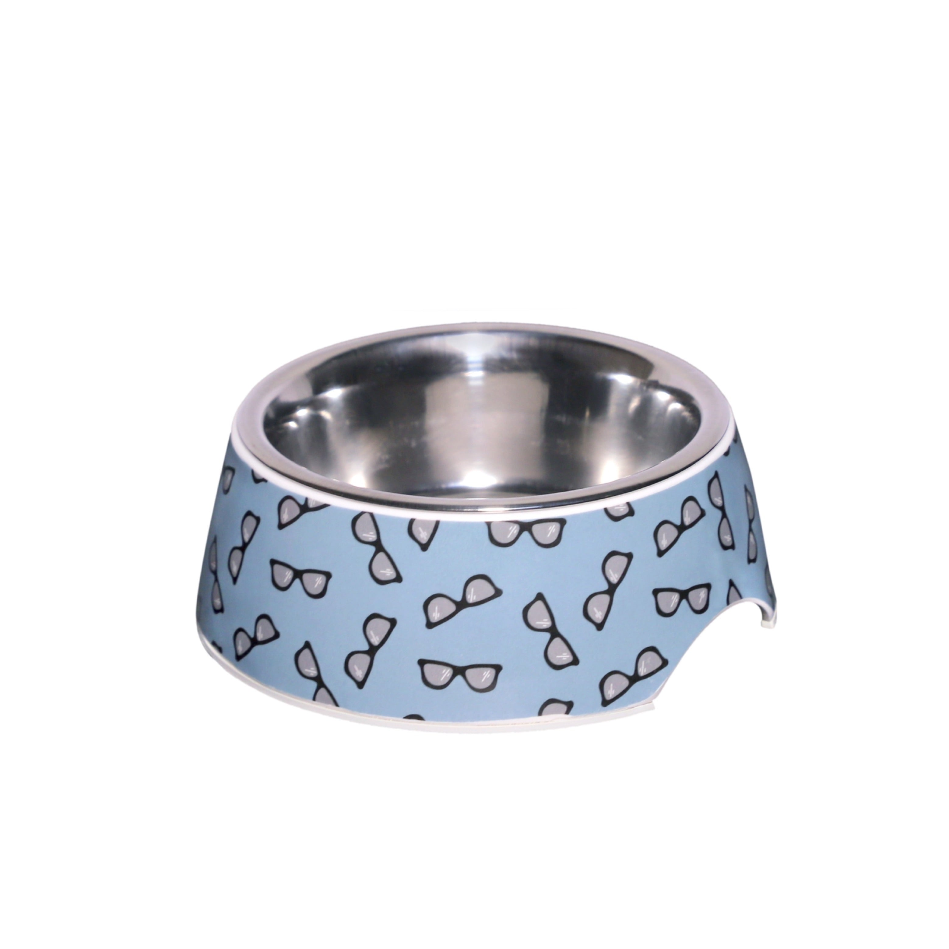 Melamine Belly Bowl - PupSwag