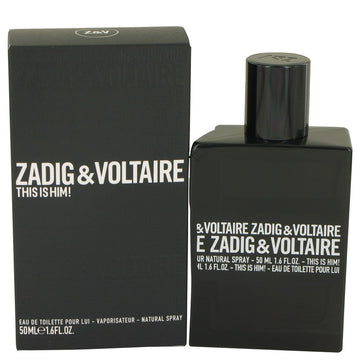 This Is Him Shower Gel By Zadig & Voltaire - 247Scent