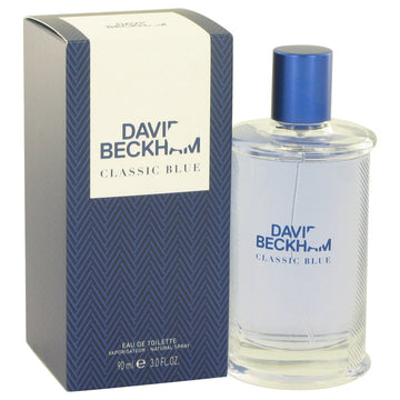 David Beckham Classic Blue Eau De Toilette Spray By David Beckham - 247Scent