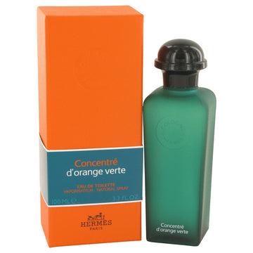 Eau D'orange Verte Eau De Toilette Spray Concentre (Unisex) By Hermes - 247Scent