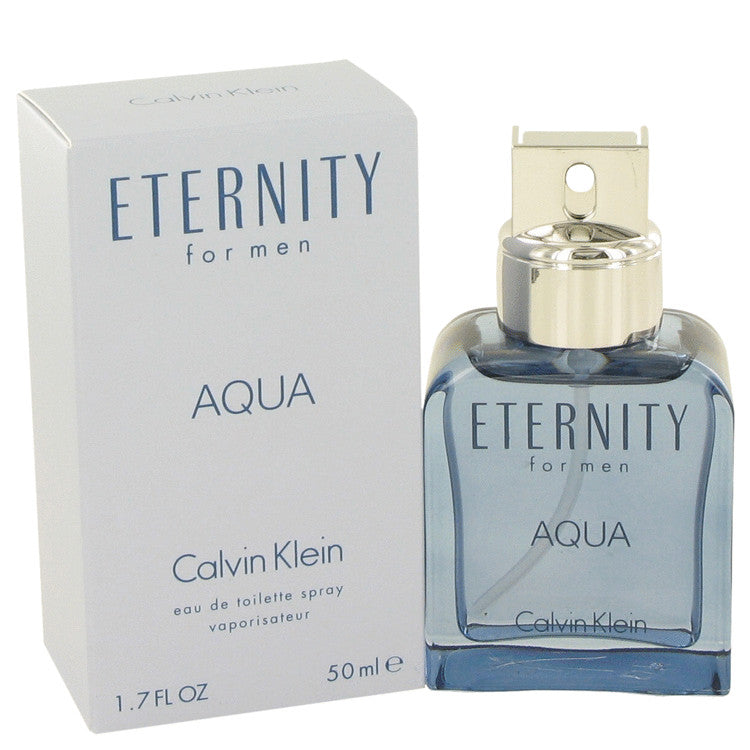 Eternity Aqua Eau De Toilette Spray By Calvin Klein - 247Scent