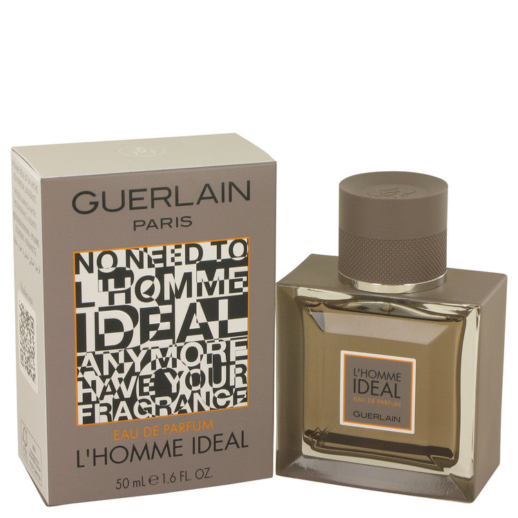 L'homme Ideal Eau De Parfum Spray By Guerlain - 247Scent