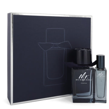 Mr Burberry Indigo Gift Set By Burberry - 247Scent