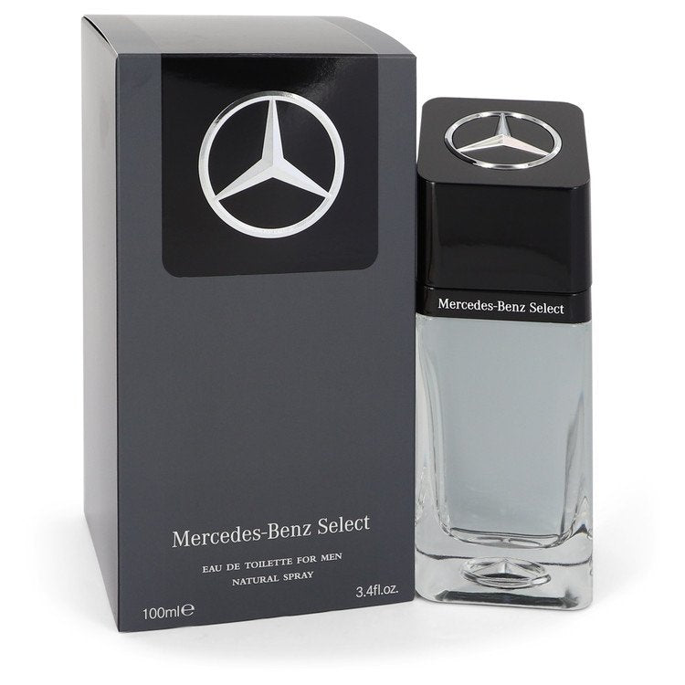 Mercedes Benz Select Eau De Toilette Spray By Mercedes Benz - 247Scent