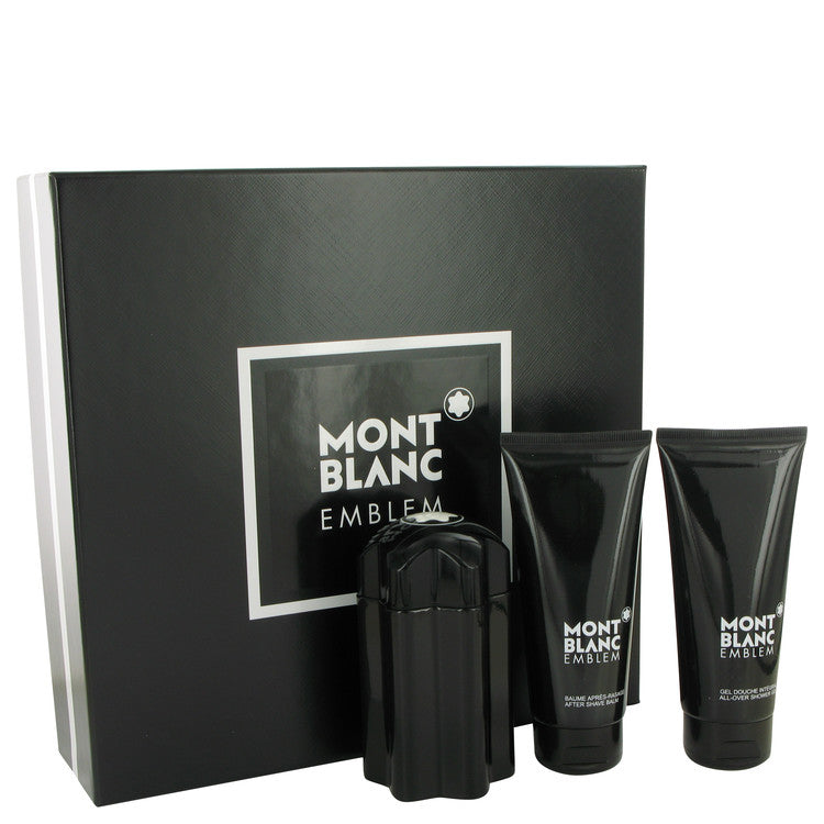 Montblanc Emblem Gift Set By Mont Blanc - 247Scent