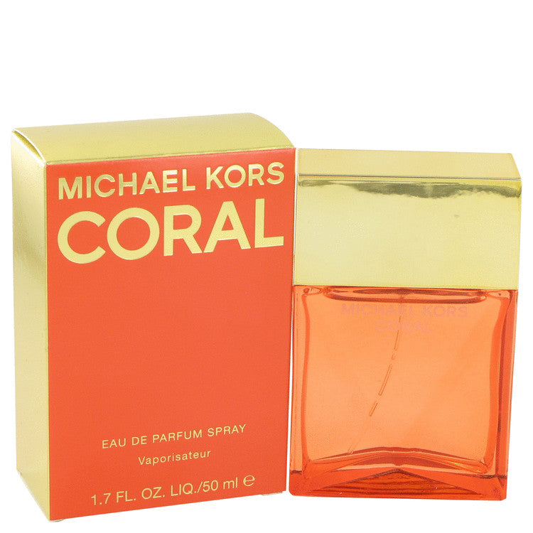 Michael Kors Coral Eau De Parfum Spray By Michael Kors - 247Scent