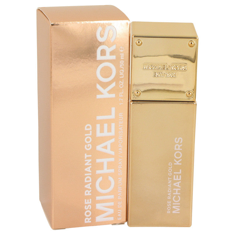 Michael Kors Rose Radiant Gold Eau De Parfum Spray By Michael Kors - 247Scent